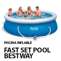 fast set pool bestway